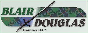 Blair Douglas Associates Ltd Logo